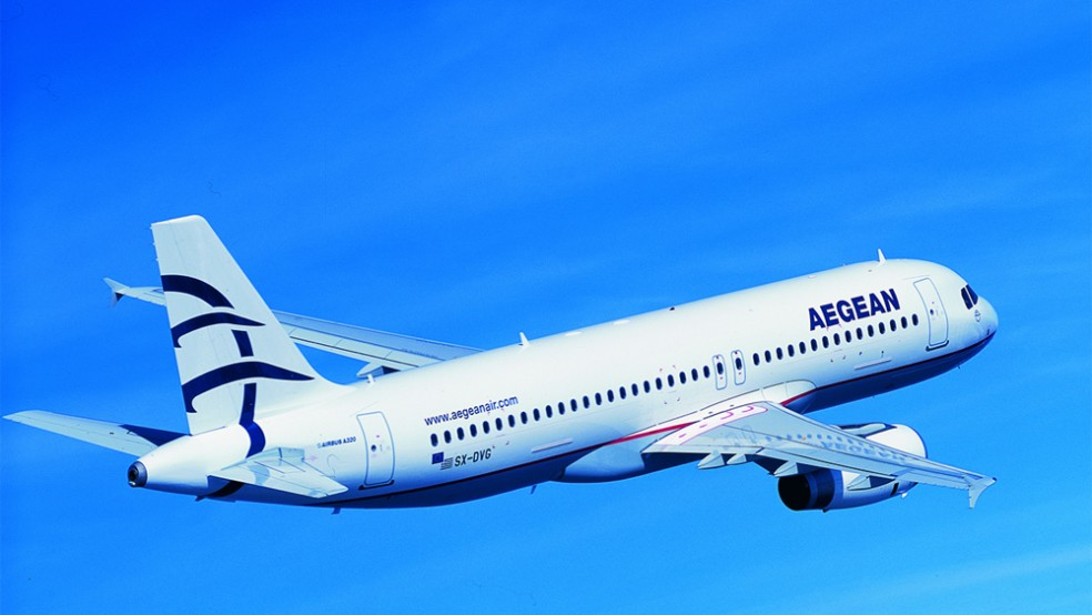 Greek carrier Aegean signs $5 billion order for Airbus A320